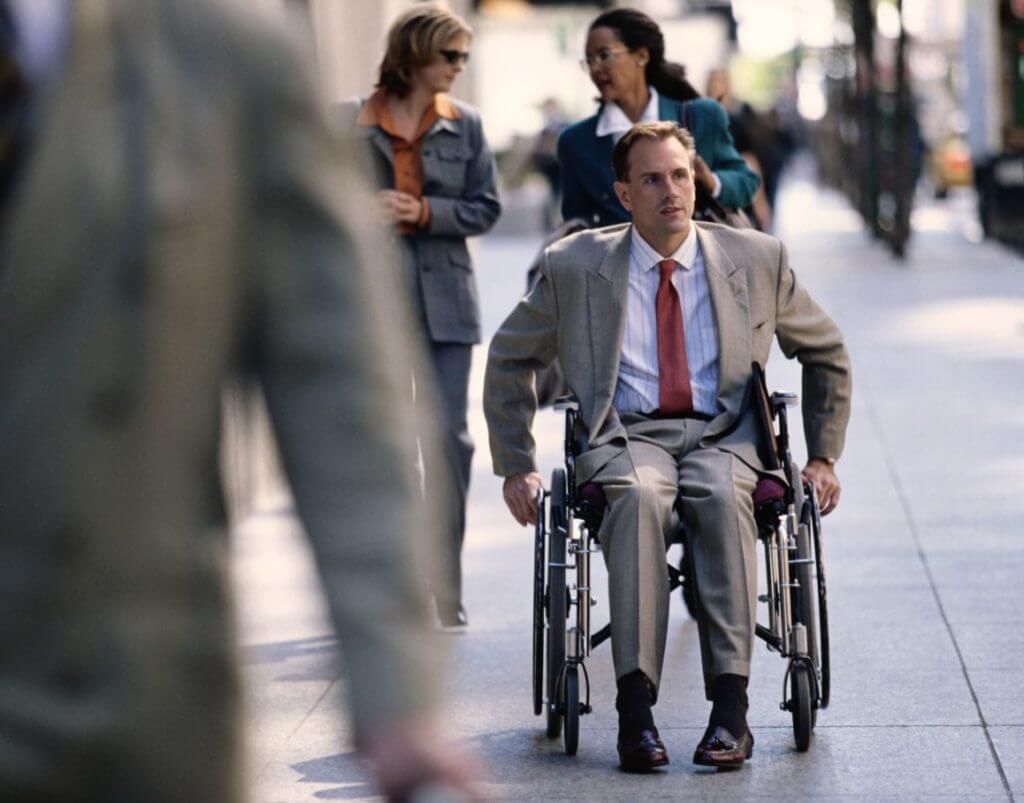 Изменение отношения к инвалидам в обществе