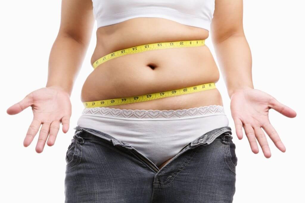 Лишний вес с чем это связано