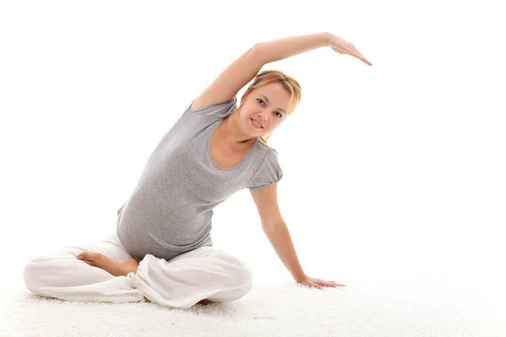 Гимнастика для беременных 20 недель 31