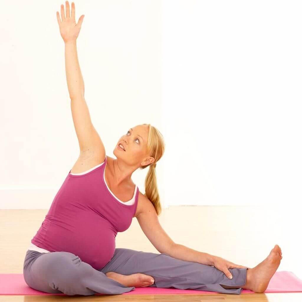 Какие физические упражнения полезны для беременных