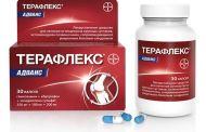Терафлекс Адванс: показания и противопоказания, дозировка лекарства
