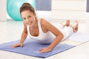 Упражнения в домашних условиях шеи