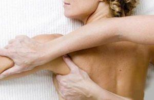 Лечения остеохондроза плеча в домашних условиях