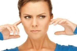 Первая помощь при шуме в ушах