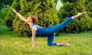 Комплекс упражнений № 2 от шейно-грудного остеохондроза