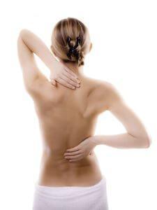 Основные симптомы заболевания поясницы