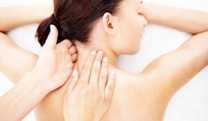 Техника проведения массажа шеи