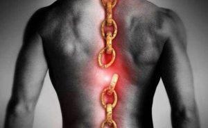 Грудной остеохондроз у мужчин