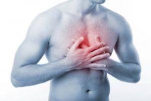 Необычные симптомы грудного остеохондроза