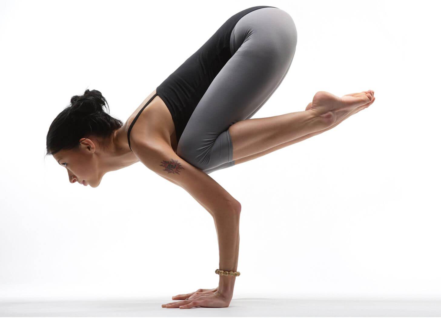 Йога при остеохондрозе шейного и грудного отдела