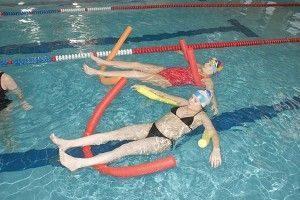 Правильная методика плавания