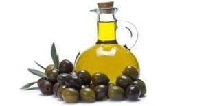 Настойка из листа и оливкового масла