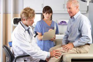 рассекающий остеохондрит голеностопного сустава