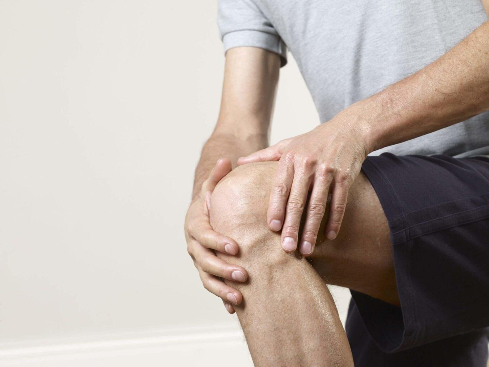 Нагрузка на колено