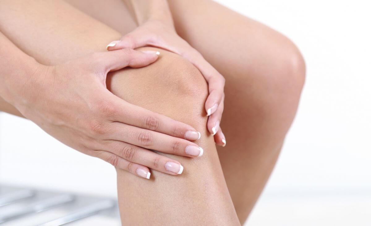 Остеохондроз в колене
