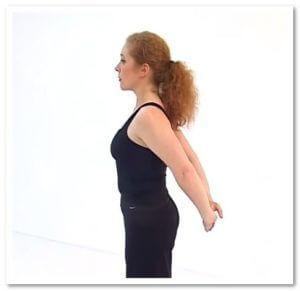Упражнения для грудного хондроза