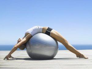 Упражнения для поясничного хондроза