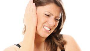 Снижается слух