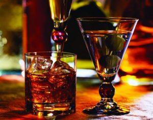 Влияние алкоголя