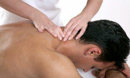 Движения массажа