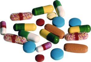 Действие лекарств