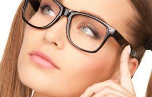 Падение зрения