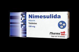 Лечение Нимесулидом