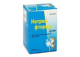 Фторид Натрия