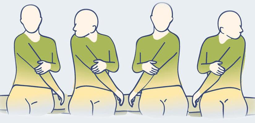 Упражнение Полурамка